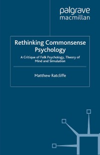 Cover Rethinking Commonsense Psychology