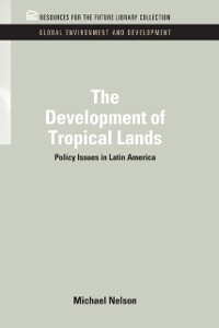 Cover Development of Tropical Lands