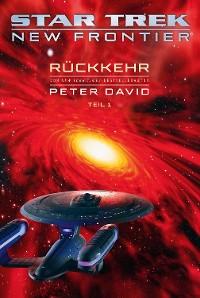 Cover Star Trek – New Frontier: Rückkehr 1