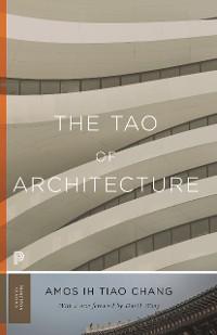 Cover The Tao of Architecture