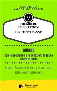 Cover PREGHIERE E MEDITAZIONI PER TUTTO L'ANNO - Con orazioni e Strumenti di Catechesi a cura dell'autore