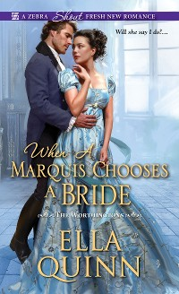 Cover When a Marquis Chooses a Bride