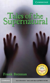 Cover Tales of the Supernatural Level 3