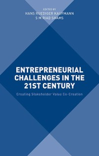 Cover Entrepreneurial Challenges in the 21st Century