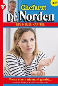 Cover Chefarzt Dr. Norden 1159 – Arztroman