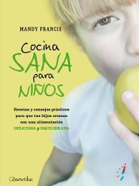 Cover Cocina sana para niños