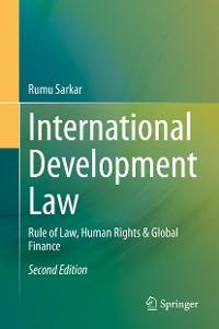 Cover International Development Law