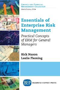 Cover Essentials of Enterprise Risk Management