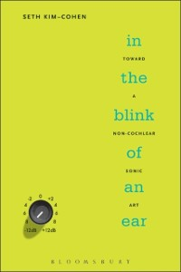 Cover In the Blink of an Ear