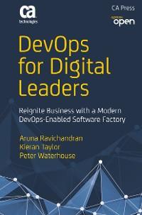 Cover DevOps for Digital Leaders