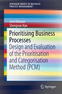 Cover Prioritising Business Processes