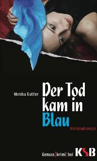 Cover Der Tod kam in Blau