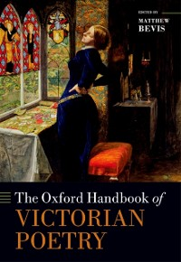 Cover Oxford Handbook of Victorian Poetry