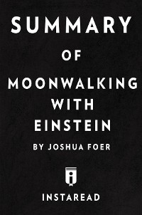 Cover Summary of Moonwalking with Einstein