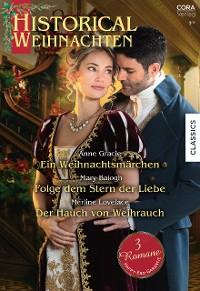 Cover Historical Weihnachten Band 13