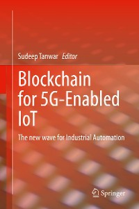Cover Blockchain for 5G-Enabled IoT