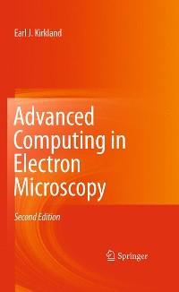 Cover Advanced Computing in Electron Microscopy