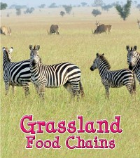 Cover Grassland Food Chains