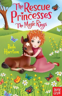 Cover The Rescue Princesses: The Magic Rings