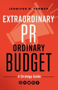 Cover Extraordinary PR, Ordinary Budget