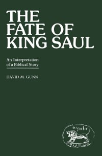 Cover Fate of King Saul