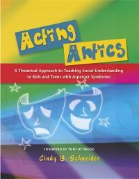 Cover Acting Antics