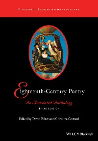 Cover Eighteenth-Century Poetry