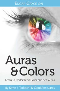 Cover Edgar Cayce on Auras & Colors