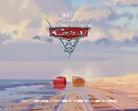 Cover The Art of Cars 3