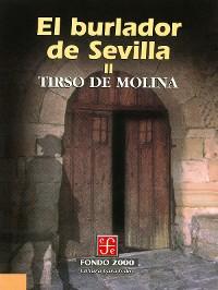 Cover El burlador de Sevilla, II
