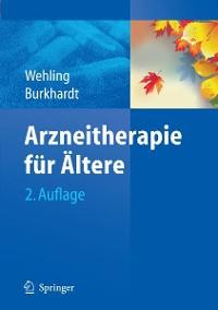 Cover Arzneitherapie für Ältere