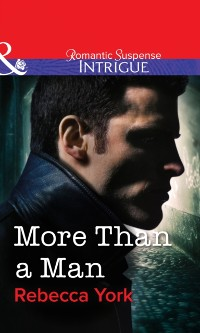 Cover More Than a Man (Mills & Boon Intrigue)