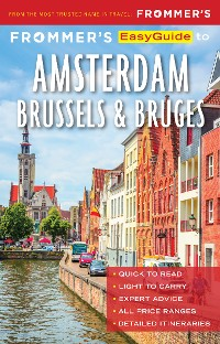 Cover Frommer's EasyGuide to Amsterdam, Brussels and Bruges