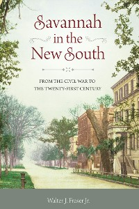Cover Savannah in the New South