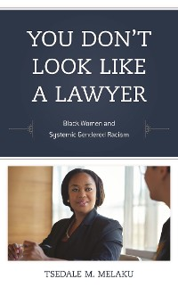 Cover You Don't Look Like a Lawyer