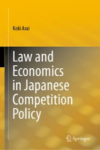 Cover Law and Economics in Japanese Competition Policy