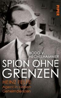 Cover Spion ohne Grenzen