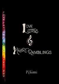 Cover Love LETTERS & HEART Ramblings