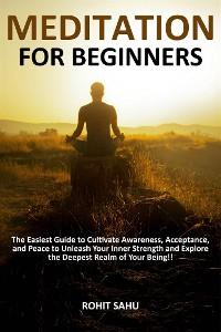 Cover Meditation For Beginners