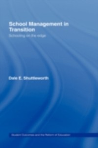 Cover School Management in Transition