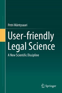 Cover User-friendly Legal Science