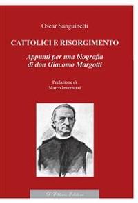 Cover Cattolici e Risorgimento