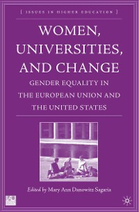 Cover Women, Universities, and Change