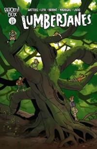 Cover Lumberjanes #69