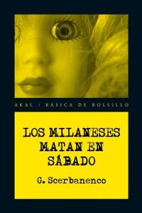 Cover Los milaneses matan en sabado