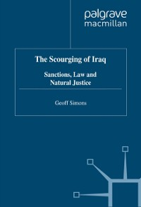 Cover Scourging of Iraq