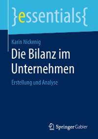 Cover Die Bilanz im Unternehmen