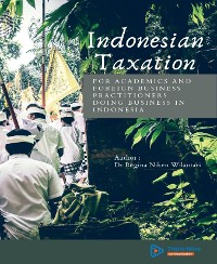 Cover Indonesian Taxation