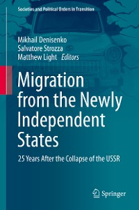 Cover Migration from the Newly Independent States