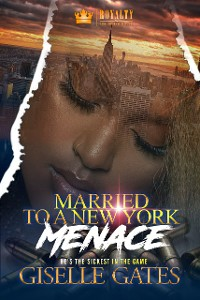 Cover Married To A New York Menace